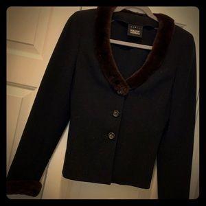 Akris for bergdorf Goodman suit